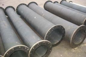Резинотехнические изделия : Резиновые трубопроводы